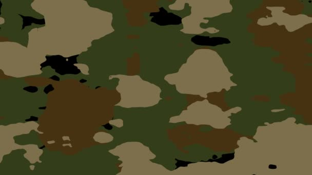 Áttekintés katonai terepen Camo Vidéki erdő álcázási minta