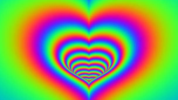 Flying into a Rainbow Love Heart Loving Pride Gay Lovers Together Sharing