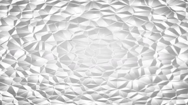 Roztrhané rozdrcené složky Origami papíru pozadí pohybující se maska
