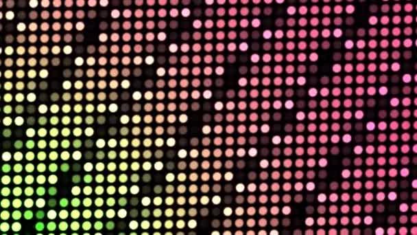 Lights Led Pattern Blinking Koncert Háttér Ünneplés Fesztivál Party Time