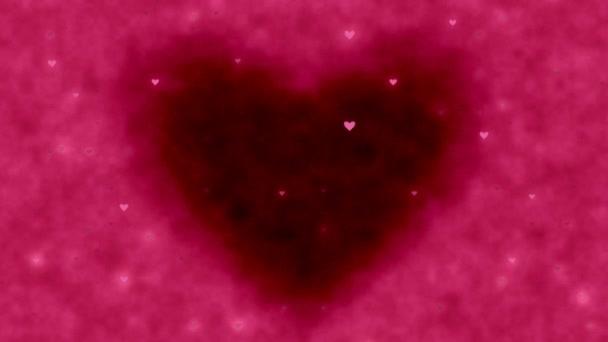 Szívek felhője az űrben Lebegő szerelem Mélység Örök füst