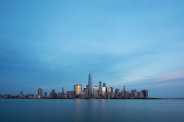 cityscape view of New York