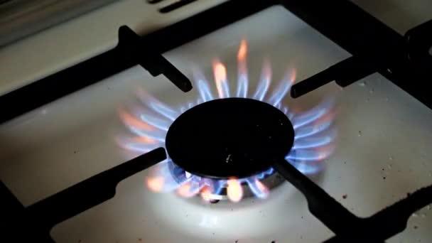 přírodní zemní plyn hořák kuchyň pec