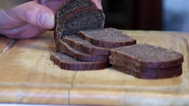 nůž žitný chléb na kousky pro potraviny