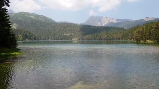 Černá Hora, Černé jezero v Durmitského parku
