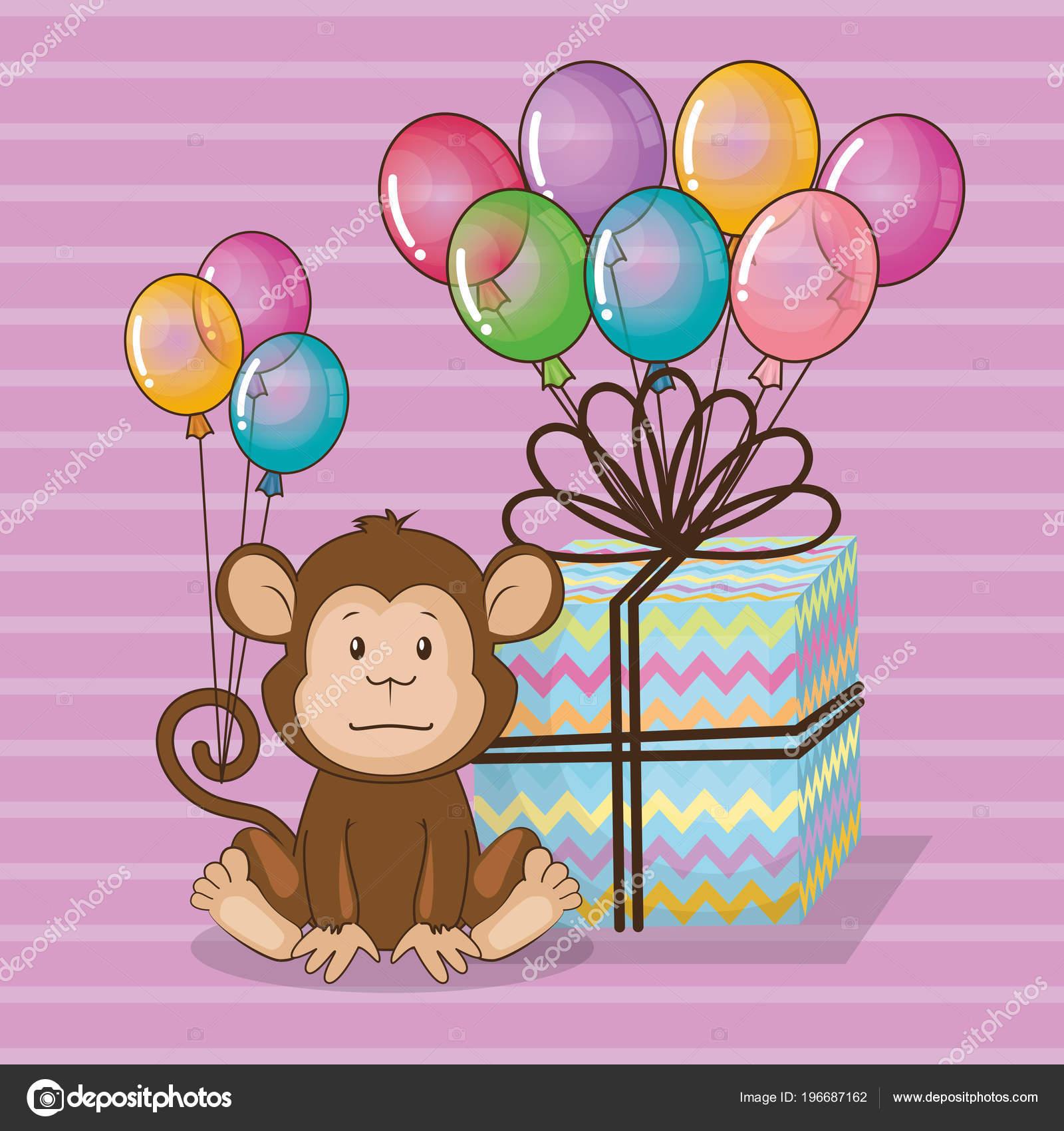 Поздравления с днём обезьяны