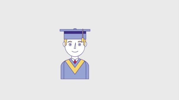 people education graduation online