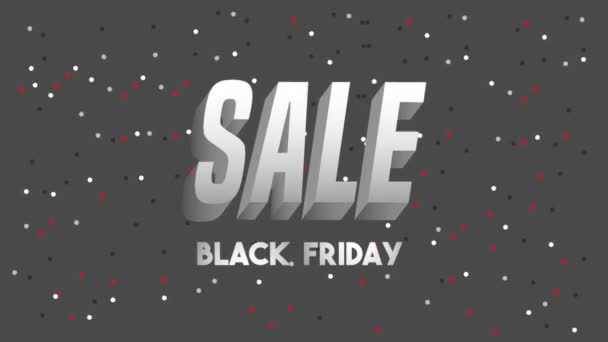 Černý pátek prodej