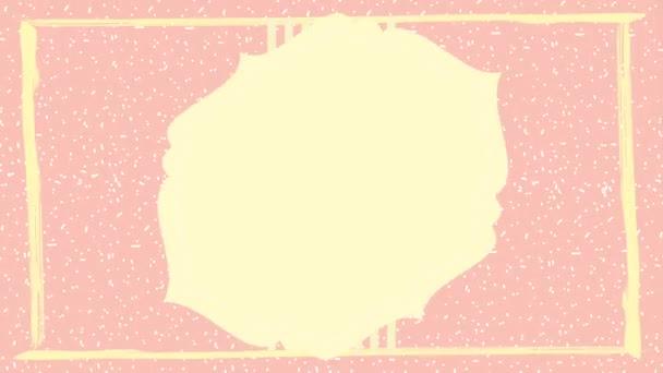 delicate vintage label romantic style