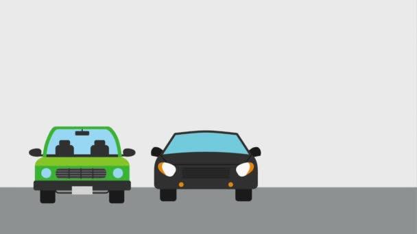 hand clicking buy car vehicle