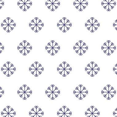 snowflakes winter season background