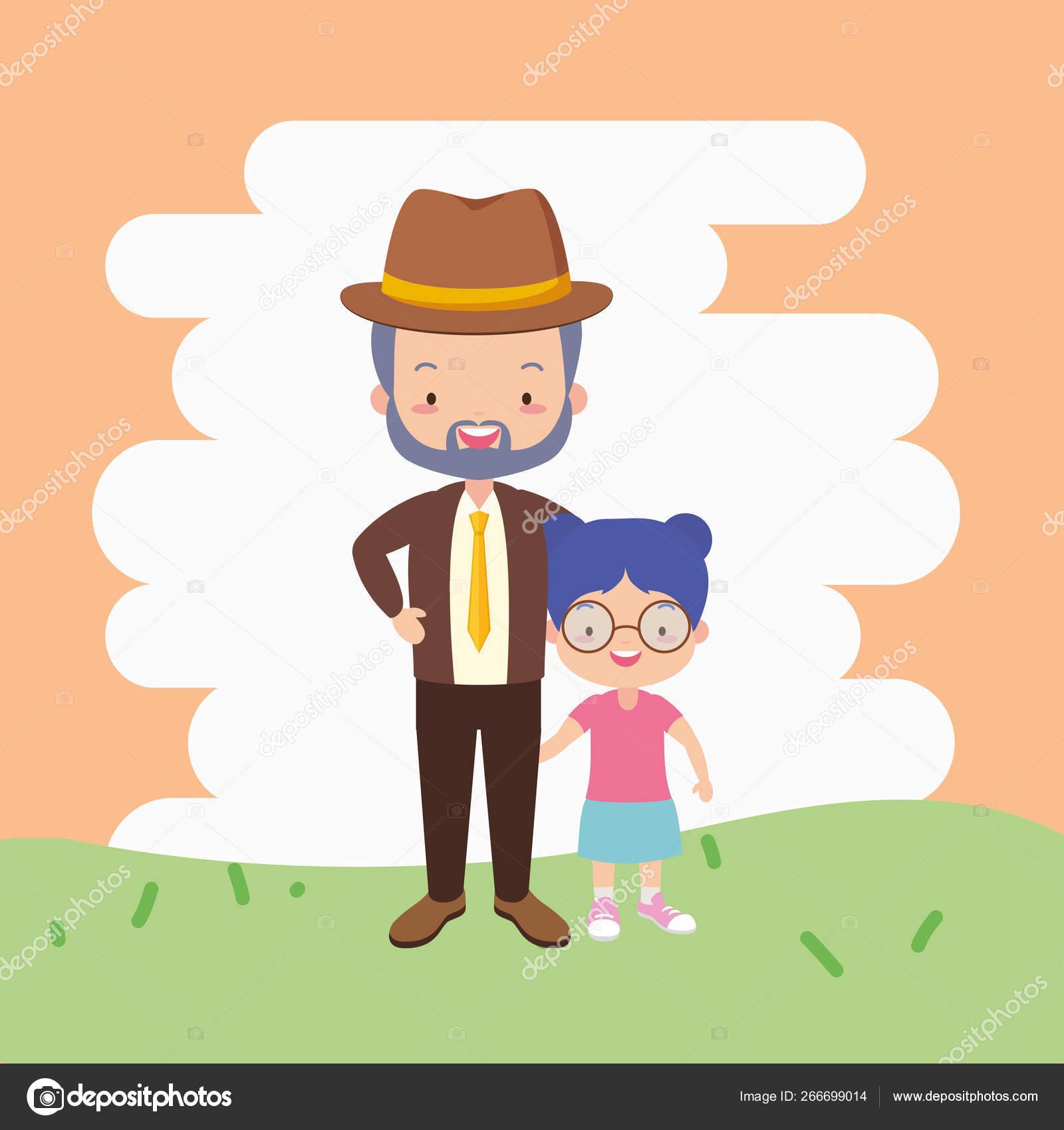 Día De Padres Felices Vector De Stock Yupiramos 266699014
