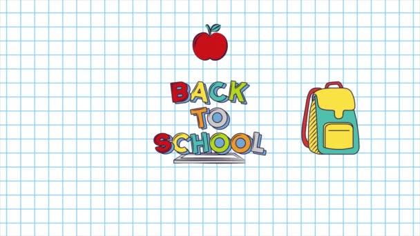 Vissza ehhez: iskola animáció