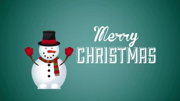 veselý vánoční film se sněsníčkem