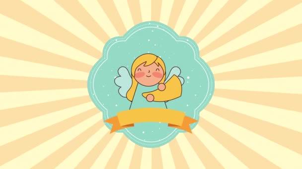 rozkošný malý anděl správce