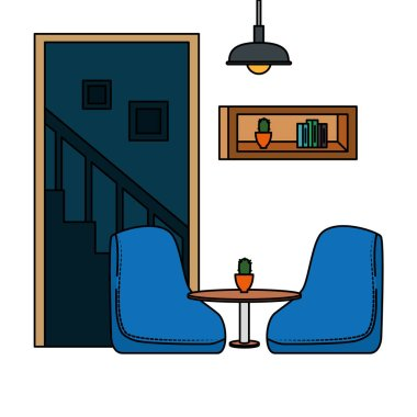 home living room place scene