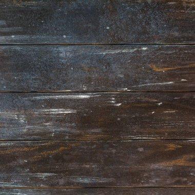Old dark brown grunge wooden texture background