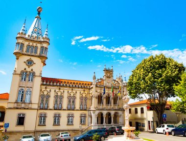 Building of Municipal Council of Sintra,  Portugal, Europe