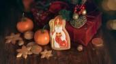 Soubory cookie Svatý Mikuláš s dárky
