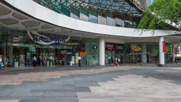 Plaza Singapora shopping mall in SIngapore