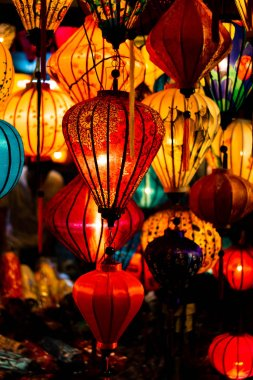 Traditionnal lantern in Hoi An vietnam