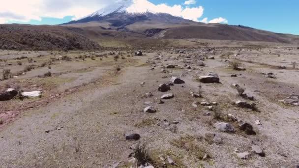 video, krajina sopky Cotopaxi, Ekvádor