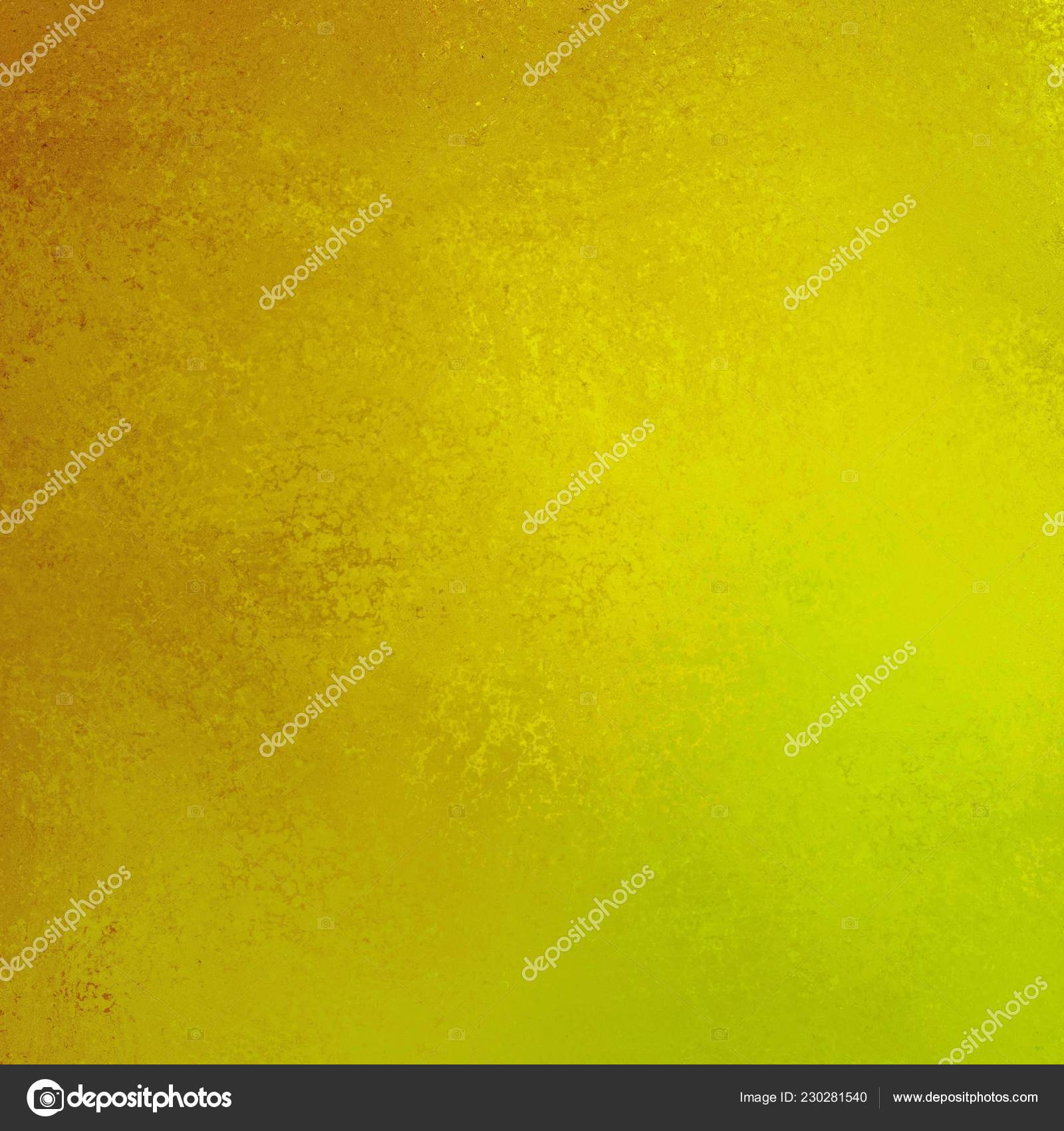 Wall Design Yellow Background