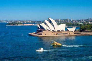 sydney opera house at sydney, australia