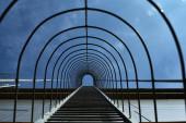 A kilátás Centre Georges Pompidou
