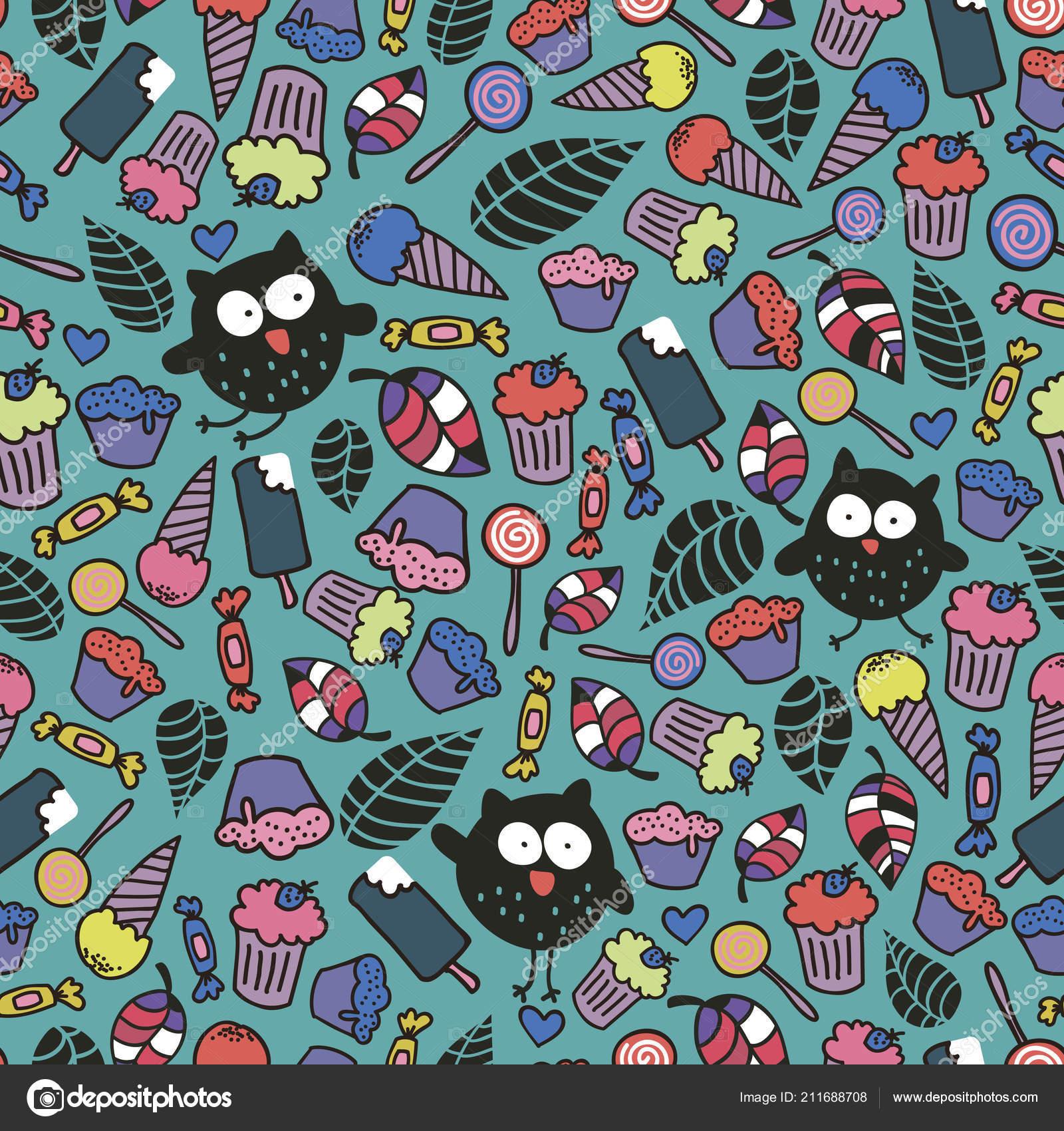 Cute Owl Wallpaper Endless Wallpaper With Cute Crazy Owls
