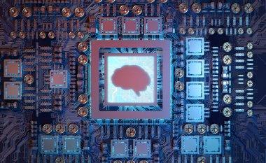 Artificial Intelligence in a complex and modern GPU card