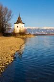 Kostel Panny Marie v Havranku a Liptovská Mara, okres Liptovský Mikuláš, Slovensko