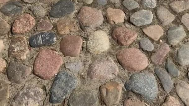 dlážděné textury ve starém městě