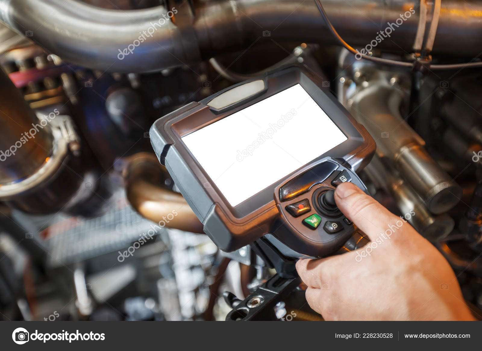 Vyhledávání obrázků motoru