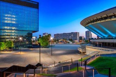 Katowice, Poland - architecture in comparison