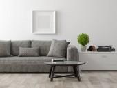 Součástí moderního interiérového designu 3d vykreslování