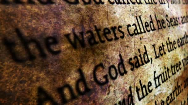 Bibel-Text auf Grunge hintergrund