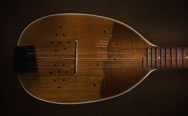 Original string instrument from Balkans called Tamburica. A lot of people all around Serbia, Croatia and Bosnia and Hungary enjoy calm and warm sounds that this instrument produces.