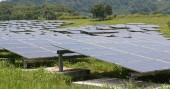 Solární elektrárna stanice