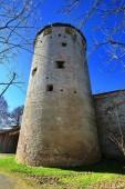 Fotografie Stadtmauer-Wahrzeichen von Landsberg am Lech