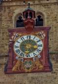 Memmingen-Memmingen ist eine Stadt mit vielen historischen Sehenswürdigkeiten in Bayern/Deutschland