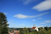 Fotografia Bad Groenenbach è una città della Baviera, in Germania, con molte attrazioni storiche