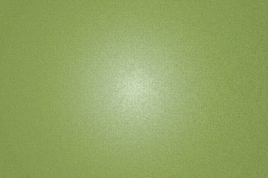 Brushed light green metallic sheet, abstract texture background