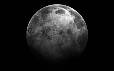 Moon - High resolution