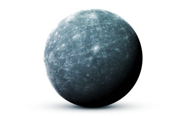Mercury - High resolution