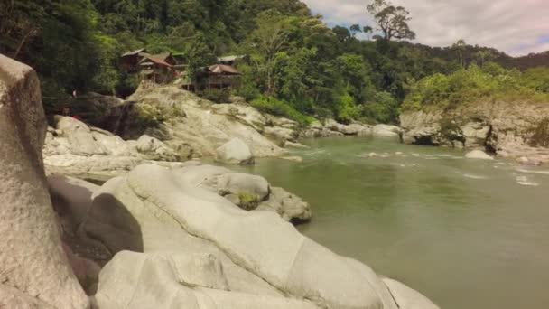 Blue Lagoon Touristic Spot And Mulatos River