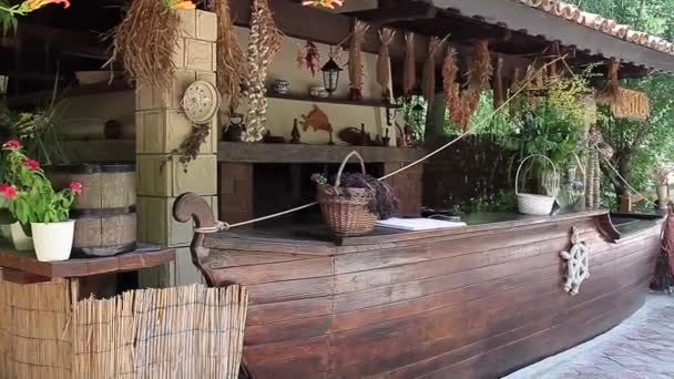 Outdoor Country Kitchen