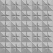 vykreslení 3d geometrické dlaždice, 3d obrázek