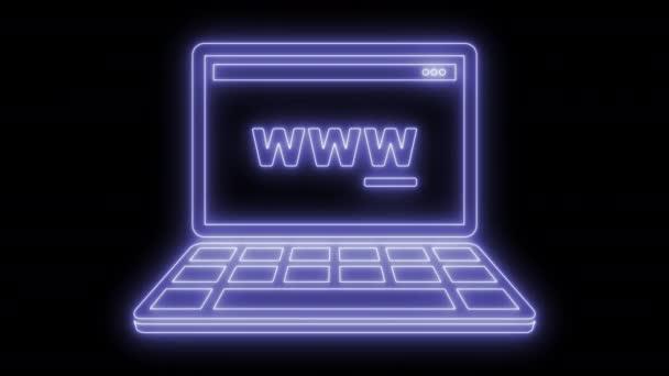 Panel webového prohlížeče