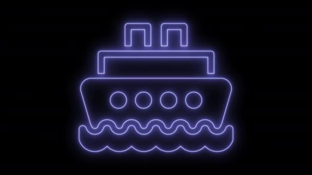 Boat symbol concept